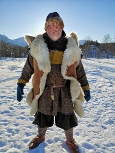 Berserk teaser. Regi: Kristoffer Jørgensen. Foto: kostymedesigner Berit Haltvik With